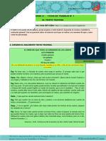 FICHA DE RABAJO N° 1. TEXTO TEATRAL (1)