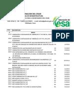 PAF-PMIB-O-012-2020 _LISTADO DE PRECIOS VALLEDUPAR TOMO 2