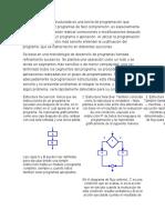 La programación estructurada es una teoría de programación que consiste en construir programas de fácil comprensión