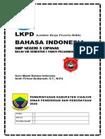 LKPD PERTEMUA KE 2 B. INDO Kelas 8.pdf