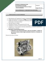 Guía 1 Conocimiento del motor diésel