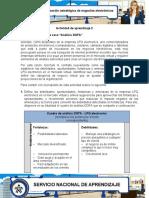 Evidencia DOFA AA2