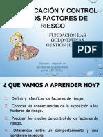 IDENTIFICACION Y CONTROL DE LOS FACTORES DE RIESGO.ppt