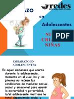 EMBARAZO EN ADOLESCENTES TALLER