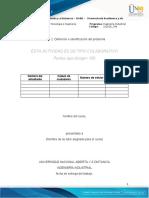 Plantilla Fase 2 - Definición e identificación del problema