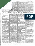 viernes, 22 marzo 1895, página 5 Marcos Garcia incia hablando