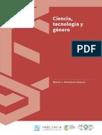 Ciencia,Tecnología y Género