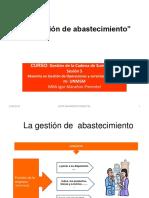 SESION 6-GESTION DE ABASTECIMIENTOS-ACTUALIZADO-2020
