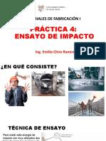 PRÁCTICA N° 5 ENSAYO DE IMPACTO 2020