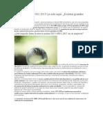 ISO 14001 EXPLICACION INFOGRAFIA