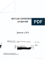 Skylab Experiment Overview