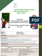 MATERIAL DE REFUERZO Y APOYO PRIMER PERIODO