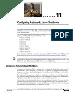 7600 ES+ Automatic Laser Shutdown