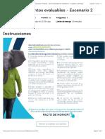 Actividad de puntos evaluables - Escenario 2 PRIMER BLOQUE-TEORICO - PRACTICODERECHO COMERCIAL Y LABORAL-[GRUPO9]