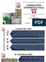 Dr ELIAS LEGISLACIÓN VITIVINICOLA EN EL PERÚ FINAL