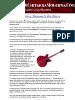 Lezioni Di Chitarra - Learn Guitar Online in Italian