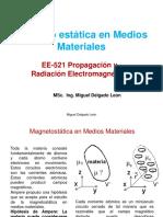 Magnetostatica materia