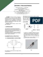 Laboratio 2 fisica electronica