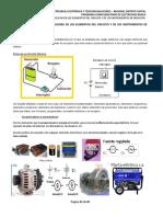 6- Simbología de los elementos del circuito - Instrumentos de medición