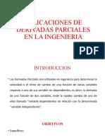 APLICACIONES DE DERIVADAS PARCIALES EN LA INGENIERIA