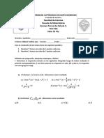 Examen Mat-350
