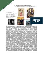 El arte en Marcel Duchamp y Friedrich Nietzsche concepto dionisiaco, contradicción, cachetada meta-irónica, libertad y ajedrez
