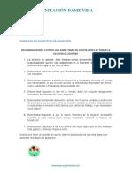 PERRO-FORMULARIO DE ADOPCION DAME VIDA.ORG.