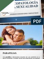 2. PSICOPATOLOGÌA DE LA SEXUALIDAD