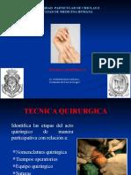 Clase 4 - TECNICA QUIRURGICA.pptx