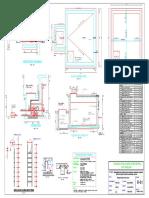 Plano de Reservorio VILL-A2