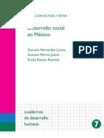Desarrollo social en México