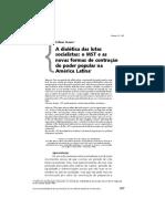 MAURO_A dialetica da lutas socialistas MST e construcao do poder popular.pdf