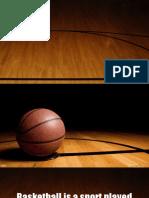 Basketball PPT