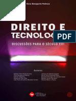 Direito e Tecnologia - discussões para o século XXI
