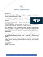 -Offer Letter like this