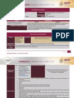 Planeación didáctica  Unidad 2_Sistemas de información