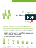 Agenda de consommation