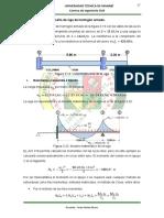 EJERCICIO TUTORIA DE DISEÑO DE  VIGA HIPERESTÁTICA Y TAREA