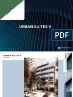 Brochure Urban Suites V