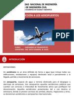 1. Introducción a Aeropuertos