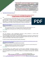 20200912-G. H. Schorel-Hlavka O.W.B. to Mr Daniel Andrews Premier of Victoria-legal Notice-supplement 2