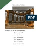 7 TIPOS DE CREYENTES.docx