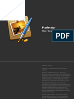 Pixelmator Manual