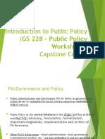Public Policy Ref Presentation