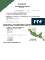 Examen de diagnostico 2°