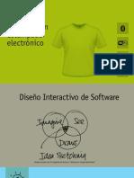 """Proyecto de Diseño Interactivo de Software """"eTshirt"""""""