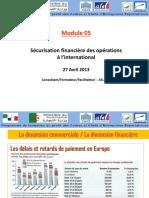 module 05 sécurisation financière