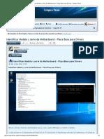 Identificar Modelo y Serie de Motherboard - Placa Base Para Drivers - Enigma Team