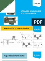 S10 - Variador de velocidad DC