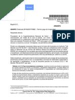Concepto Jurídico 201911601493331 de 2019